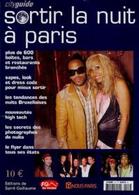 Dominique Samot - Sortir la nuit à Paris - N° 2 Eté 2004.