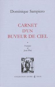Dominique Sampiero - Carnet d'un buveur de ciel.