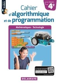 Dominique Sauzeau - Cahier d'algorithmique et de programmation 4e.