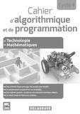 Dominique Sauzeau - Cahier d'algorithmique et de programmation Cycle 4 - Livre du professeur.