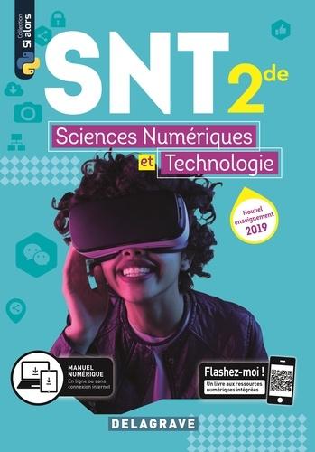 Dominique Sauzeau et Stéphane Fay - Sciences numériques et Technologie 2de.