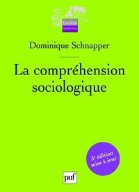 Dominique Schnapper - La compréhension sociologique - Démarche de l'analyse typologique.