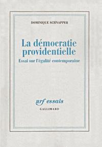 Cjtaboo.be La démocratie providentielle. Essai sur l'égalité contemporaine Image
