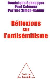Dominique Schnapper et Paul Salmona - Réflexions sur l'antisémitisme.