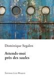Dominique Segalen - Attends-moi près des saules - Une fable contemporaine.
