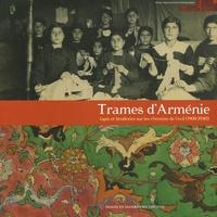 Histoiresdenlire.be Trames d'Arménie - Tapis et broderies sur les chemins de l'exil (1900-1940) Image