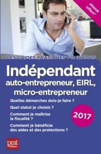 Dominique Serio et Benoît Serio - Indépendant, auto-entrepreneur, EIRL, micro-entrepreneur.