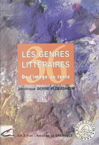 Les genres littéraires : de l'image au texte