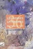 Dominique Serre-Floersheim et P. Papadopoulos - Les genres littéraires : de l'image au texte.