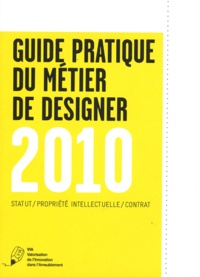 Dominique Serrel - Guide pratique du métier de designer.