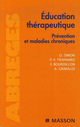Education thérapeutique. Prévention et maladies chroniques
