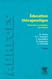 Dominique Simon et Pierre-Yves Traynard - Education thérapeutique - Prévention et maladies chroniques.