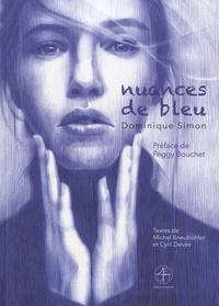 Dominique Simon - Nuances de bleu.