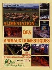 Alimentation des animaux domestiques - Tome 1, Les principes.pdf