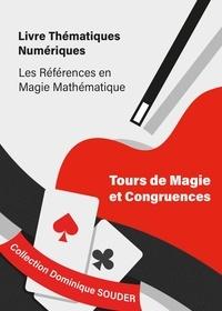 Téléchargement gratuit d'ebook pour mp3 Tours de magie et congruences  (Litterature Francaise) par Dominique Souder