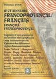 Dominique Stich - Dictionnaire des mots de base du francoprovençal - Orthographe ORB supradialectale standardisée.