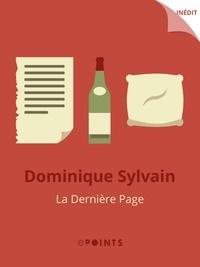 Dominique Sylvain - La Dernière Page.