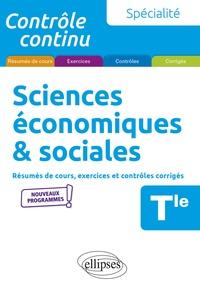 Galabria.be Spécialité Sciences économiques et sociales - Terminale - Nouveaux programmes Image