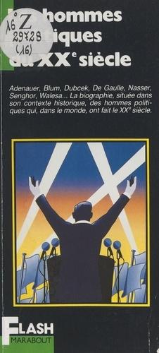 Les hommes politiques du XXe siècle
