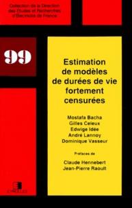 Dominique Vasseur et Gilles Celeux - .