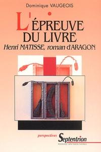 Dominique Vaugeois - .