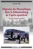 Dominique Vidal - Migrants du Mozambique dans le Johannesburg de l'après-apartheid - Travail, frontières, altérité.