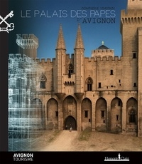 Dominique Vingtain - Le Palais des Papes d'Avignon.