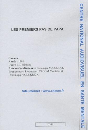 Dominique Volckrick - Les premiers pas de papa - DVD.