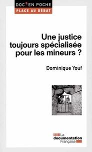 Histoiresdenlire.be Une justice toujours spécialisée pour les mineurs ? Image