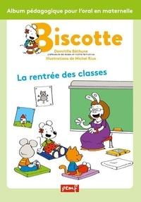Domitille Bethune et Michel Rius - La rentrée des classes.