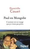 Domitille Cauet - Paul en Mongolie - L'autisme est un voyage que je n'avais pas prévu.
