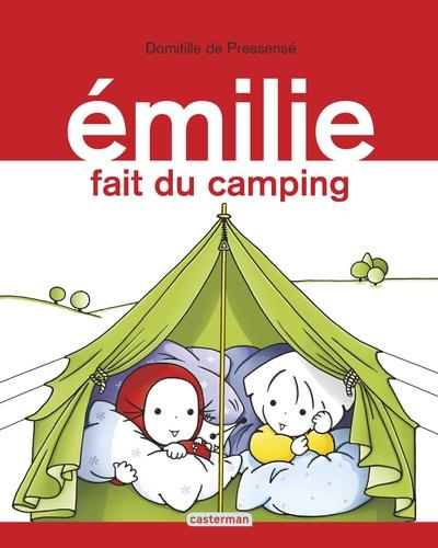 Domitille de Pressensé - Emilie Tome 13 : Emilie fait du camping.