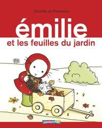 Domitille de Pressensé - Emilie Tome 14 : Emilie et les feuilles du jardin.