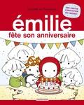 Domitille de Pressensé - Emilie Tome 24 : Emilie fête son anniversaire.