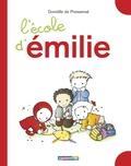 Domitille de Pressensé et  Guimauv' - L'école d'Emilie.