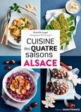 Domitille Langot et Michel Langot - Cuisine des 4 saisons Alsace.