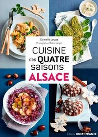 Domitille Langot - Cuisine des quatre saisons Alsace.