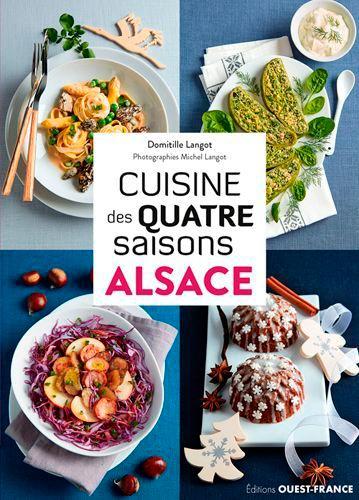 Cuisine des quatre saisons Alsace