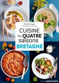 Domitille Langot - Cuisine des quatre saisons Bretagne.