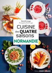 Domitille Langot - Cuisine des quatre saisons Normandie.