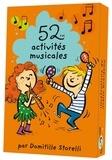 Domitille Storelli - 52 activités musicales.