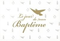 Le jour de mon baptême- Avec une croix en céramique - Domitille Storelli pdf epub