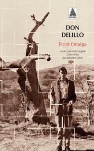 Don DeLillo - Point Oméga.