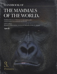 Galabria.be Handbook of the Mammals of the World - Volume 3, Primates Image