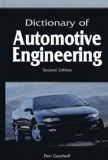 Don Goodsell - Dictionary of Automotive Engineering - Second Edition.