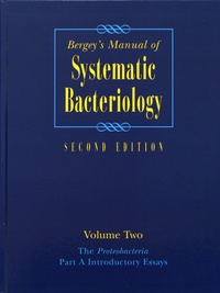 Bergeys Manual of Systematic Bacteriology - Volume 2, The Proteobacteria Part A, Introductory Essays.pdf