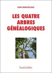 Don Marcelino - Les quatre arbres généalogiques.