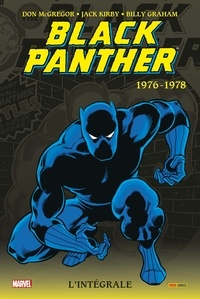 Don McGregor et Jack Kirby - Black Panther L'intégrale : 1976-1978.