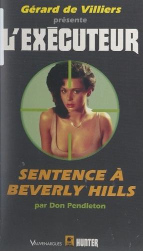 Sentence à Beverly Hills