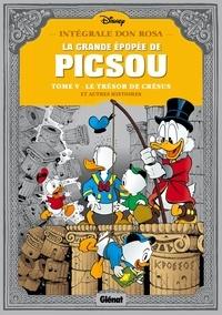 Don Rosa - La grande épopée de Picsou Tome 5 : Le trésor de Crésus.